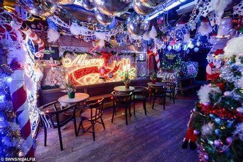 xmas fun begins festive spirit  bar humbug
