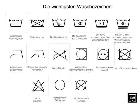 Waeschezeichen Und Ihre Bedeutung by Herrenunterw 228 Sche Waschen Leicht Gemacht Boxerman