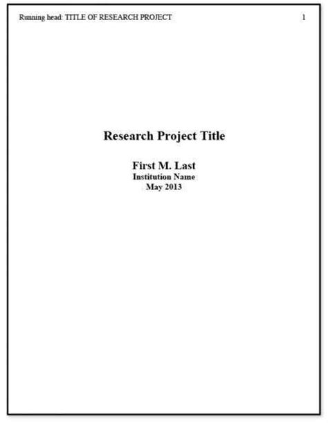 Title Page Of Resume by Apa Style Cover Letter Sle Related