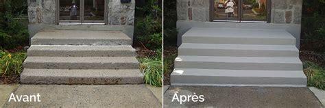 r 233 paration balcon de b 233 ton ou ciment surfaceur de b 233 ton et acrylique guilbec montr 233 al et laval