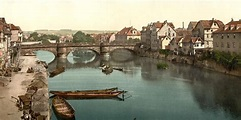 The German City Caught In The Middle Of World War III ...