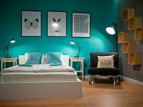chambre parentale bleue 1001 designs stupéfiants pour une chambre turquoise