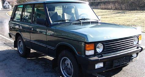 range rover classic 3 5 l original