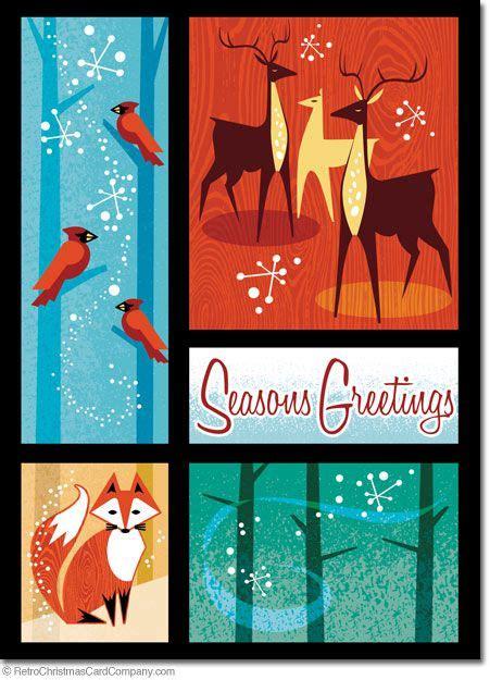 images  reindeer christmas cards  pinterest