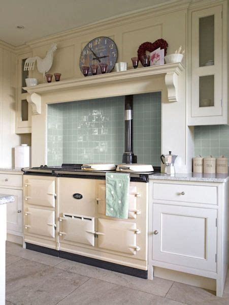 tiles for country kitchen 337 best aga cookers images on 6211