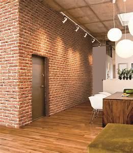 Parement Bois Mural : parement mural interieur images ~ Premium-room.com Idées de Décoration