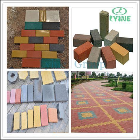 made in china plastic paver molds interlocking paver