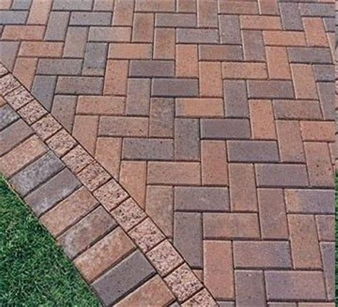 25 best ideas about paver patio designs on