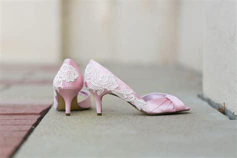 pink wedding shoes bridal shoes pink satin wedding shoes
