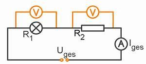 Stromkreise Berechnen : reihenschaltung unverzweigte stromkreise physik artikel ~ Themetempest.com Abrechnung