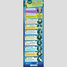 10 Tips To Master The Phone Interview [infographic]  Daily Infographic