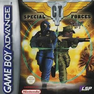 CT Special Forces sur Gameboy Advance - jeuxvideo.com