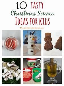 10 Tasty Christmas Science Ideas