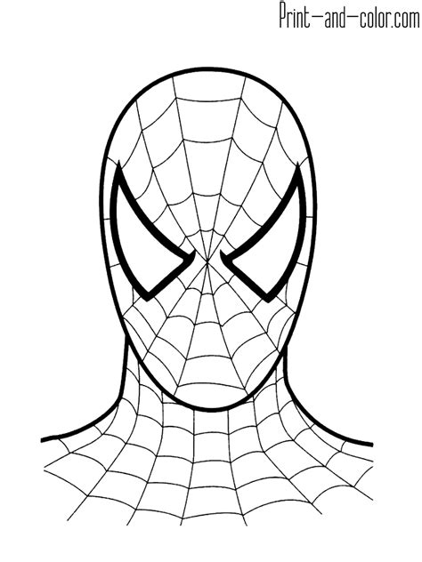 Coloring Pages That You Can Print by Spider Coloring Pages Print And Color