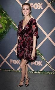 Amy Acker Attends the FOX Fall Party in LA - Celebzz - Celebzz