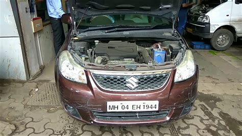 Maruti Sx4 Chassis Number Location