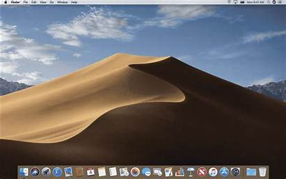 Macos Mojave Dynamic Linux Desktop Features Already