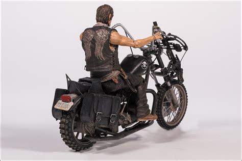 Daryl Dixon Custom New Bike Motorrad The Walking Dead