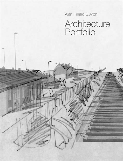Alan Hilliard Architecture Portfolio March 2014 By Alan