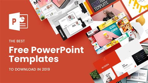 The Best Free PowerPoint Templates to Download in 2019 ...