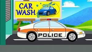 Police Car Wash