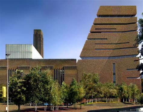 tate modern address tate modern nears funding goal with 163 10m from ofer
