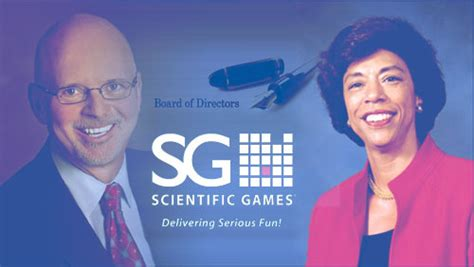 Scientific Games Announces New Board Appointments ...