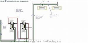 Electrical Outlet Wiring With Light Switch Simple How To  Electrical Outlets In Garage Wiring