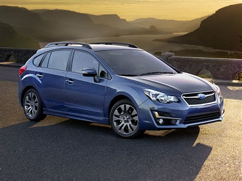 2016 Impreza Hatchback by 2016 Subaru Impreza Price Photos Reviews Features
