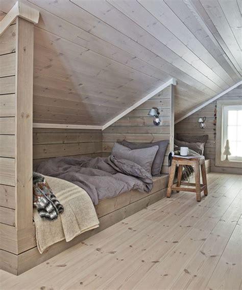 une chambre à soi idées décoration aménagement combles combles deco