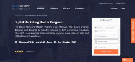 Digital Marketing Institute In Delhi - top 10 digital marketing institutes in delhi courses in