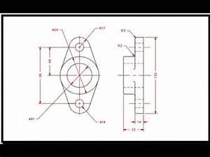 autocad 2015 tutoriel o francais 05 dessiner un p With awesome dessiner plan maison 3d 0 apprendre autocad en 1h tutoriel realisation maison 3d