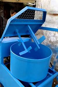 Laboratory Concrete Pan Mixer  Hardic Engineering