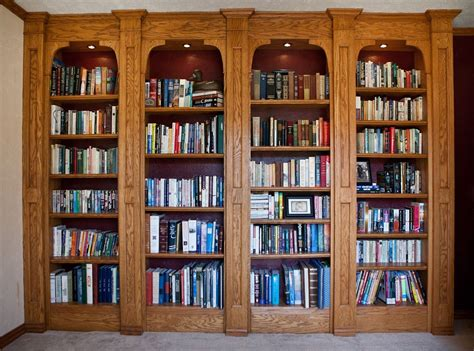 Wall Bookshelves by Pin By Barbara Lam On Oak Bookshelves Bookcase With
