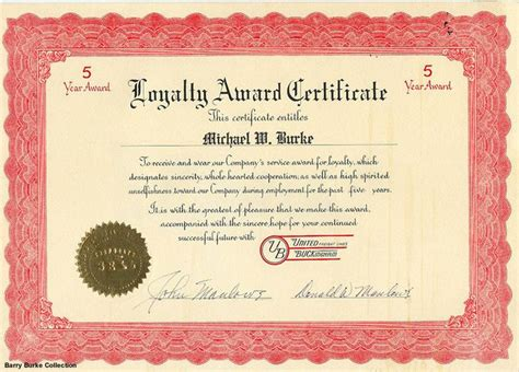 certificate  loyalty templates google search class