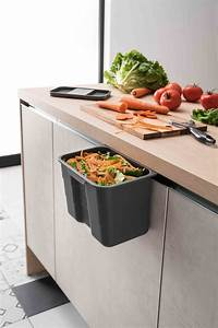 Petite Poubelle Cuisine : les accessoires de cuisine meubles de cuisine ~ Nature-et-papiers.com Idées de Décoration