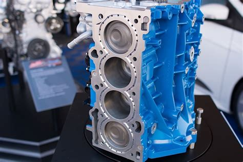 2 3 Liter Ford Engine Problems by Ford Rolls Out The Ecobeast Crate Block At Sema