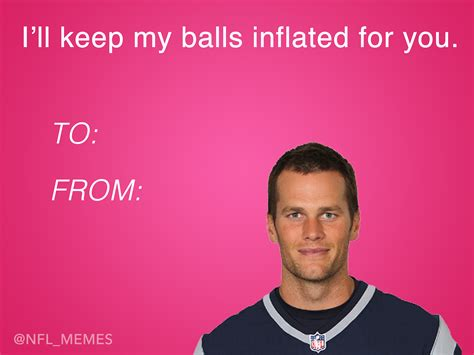Valentines Day Cards Meme This Year S Batch Of Nfl Themed Valentines Day Cards