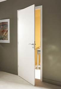 porte maison interieur blanche With porte de garage enroulable avec porte d intérieur vitrée blanche