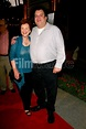 Jeff Garlin and wife Marla Garlin during Curb Your ...