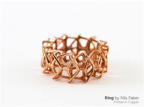 imaterialises  copper material   printed pennies dprintcom