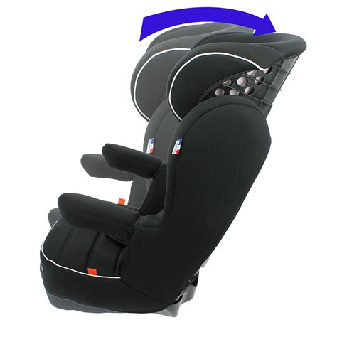 siege auto 2 3 isofix inclinable siège auto et rehausseur inclinable de 15 à 36kg