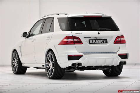 Brabus B63s-700 Widestar For Mercedes-benz Ml 63