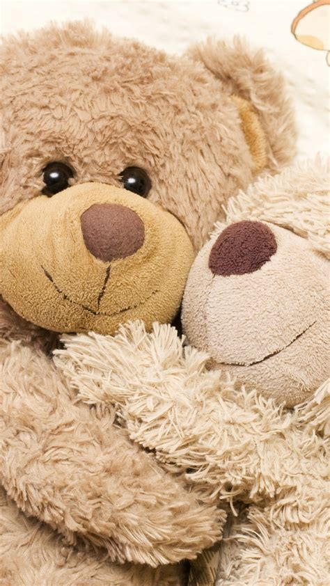 Animated Teddy Wallpapers For Mobile - teddy hug day wallpaper