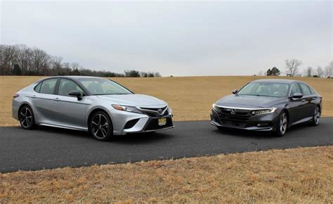 comparison camry  accord   american showdown ny