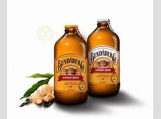 Ginger Beer + Diet Bundaberg Brewed Drinks