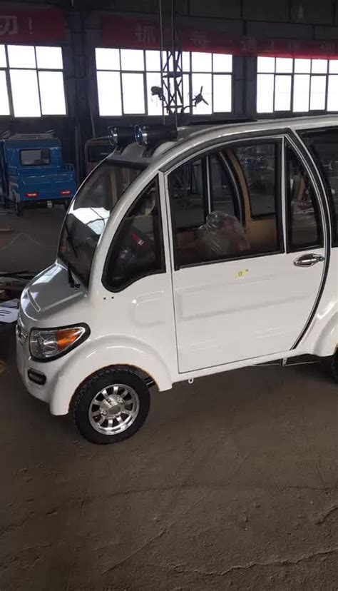 Made China Smart Car For Adults With Eec Certification