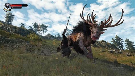 immersive combat at the witcher 3 nexus mods and community