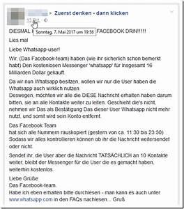 Wie Lange Hat Man Zeit Eine Rechnung Zu Bezahlen : kostet whatsapp ab sofort 1 23 euro mimikama ~ Themetempest.com Abrechnung