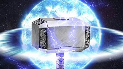 Thor Hammer Desktop Does Much Weigh Wallpapers